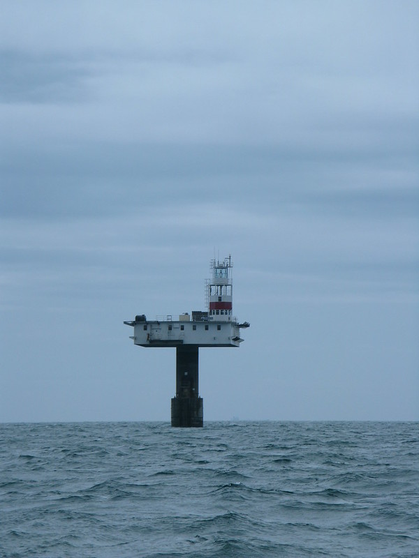 267. Across the channel - Owers Buoy