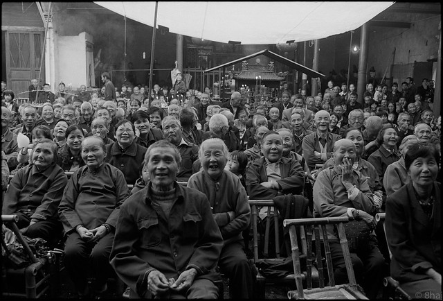2010.10.22.[六] Zhejiang Wuhang Town Lunar September 16 Quanxi Temple Festival 浙江 五杭镇九月十六泉溪庙大节-160