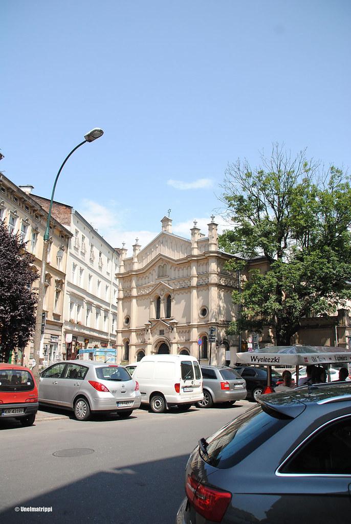 Synagoga Kazimierzissä