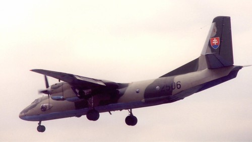 2506 IAT Fairford 22 July 1993