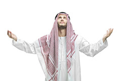 Arab Businessman Deep Pass