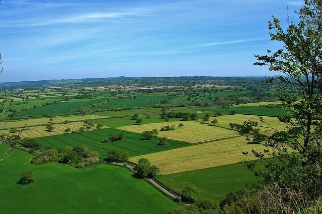 The Cheshire Plain