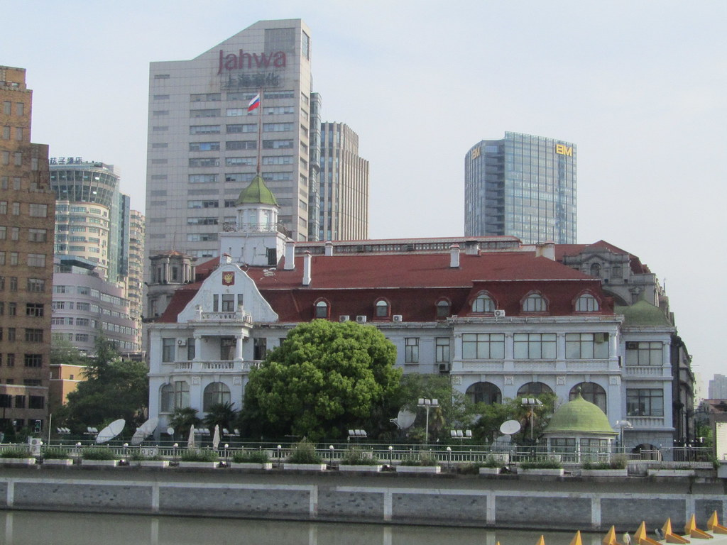 Russian consulate in Shanghai