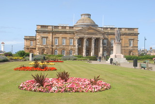 Ayr Court and Wellington Square