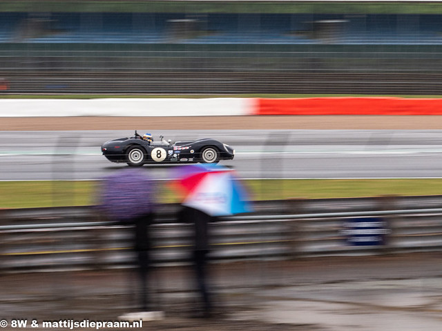 2019 Silverstone Classic: Lister Knobbly
