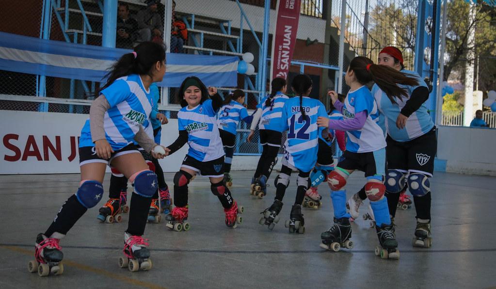 2019-08-17 PRENSA: Nuevo Techado del Club Rivadavia