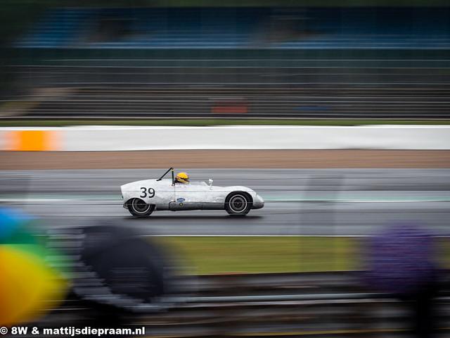 2019 Silverstone Classic: Cooper T39