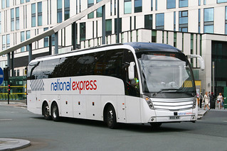 National Express 7123 BX65 WDE