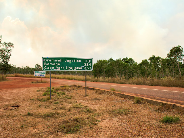 FROM WEIPA THE JOURNEY HOMES KICKS UP A GEAR