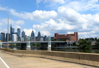 Entering into Philly 4