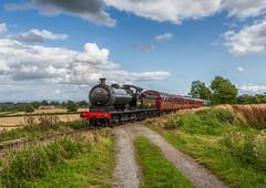 Wensleydale Railway 17-8-2019