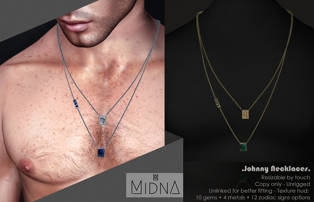 Midna – Johnny Necklaces
