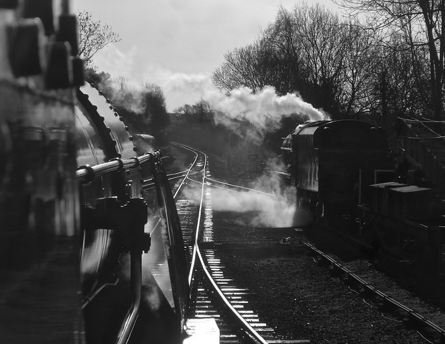 Great Central Railway Rothley Leicestershire 30th January 2016