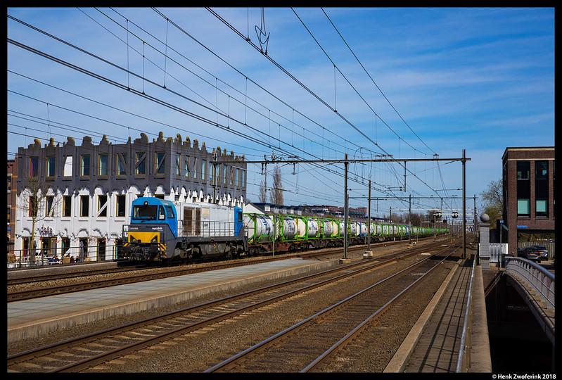 Independent Rail Partner 2103, Amersfoort 06-04-2018