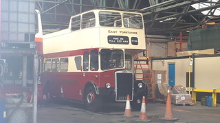 East Yorkshire Motor Services Leyland PD2 202 YTE 202