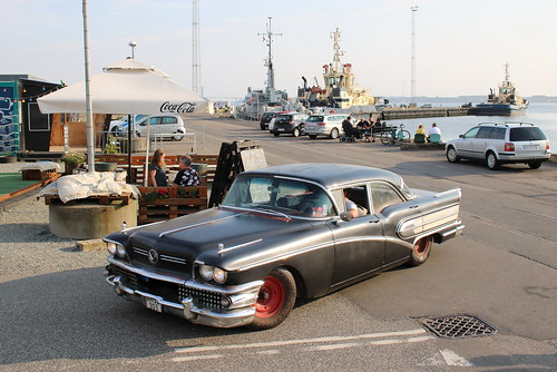 Buick Super Serie 50 (1958) in Fredericia
