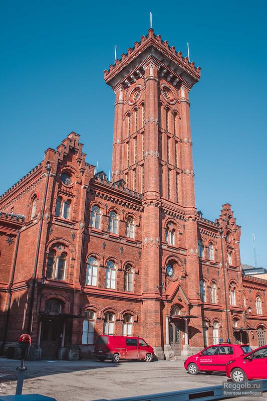 хельсинки архитектура достопримечательности картинка