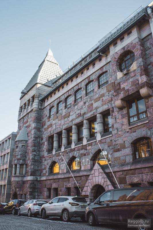 хельсинки архитектура достопримечательности