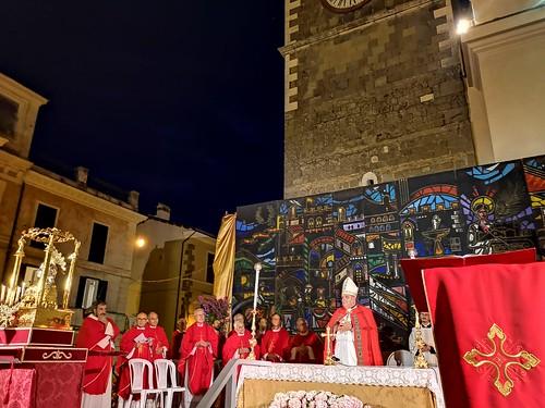 Santa Messa in onore di Sant'Agapito martire - 2019