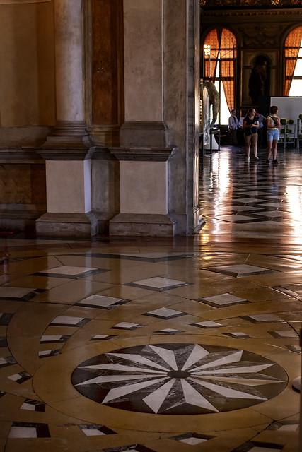 Polished Floor.