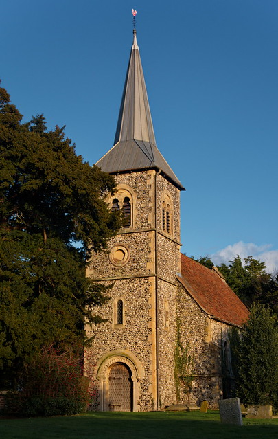 Tower of St Mary the Virgin Church, Ripple