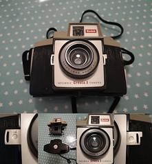 Kodak Brownie Cresta 3 Montage