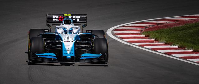 Nicholas Latifi - Car 40 - FW42, Williams