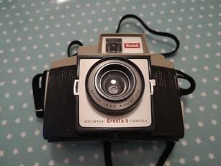 Kodak Brownie Cresta 3