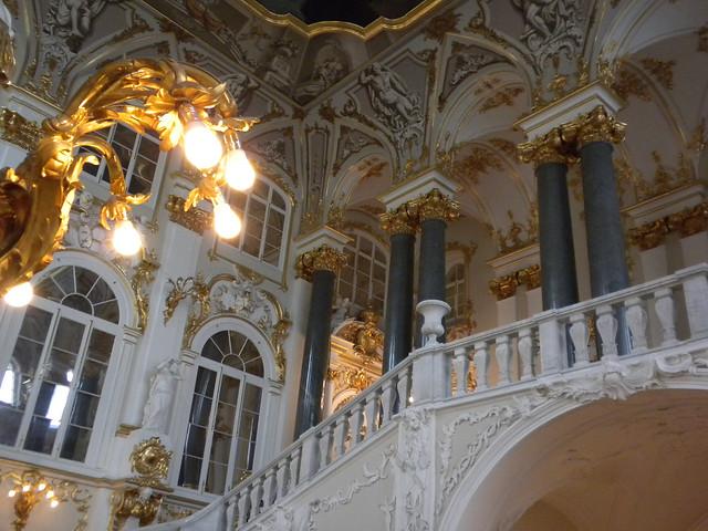 Inside Hermitage Museum