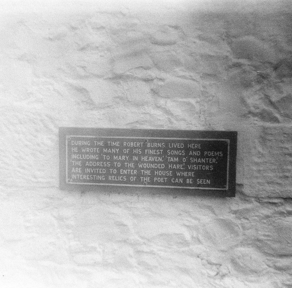 Ellisland plaque