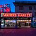 Pike Place Market Christmas 12.10.18