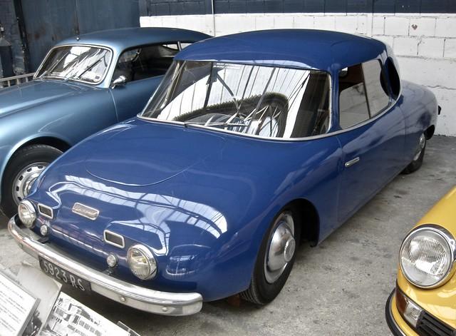1947 WIMILLE Coupé Prototype 03