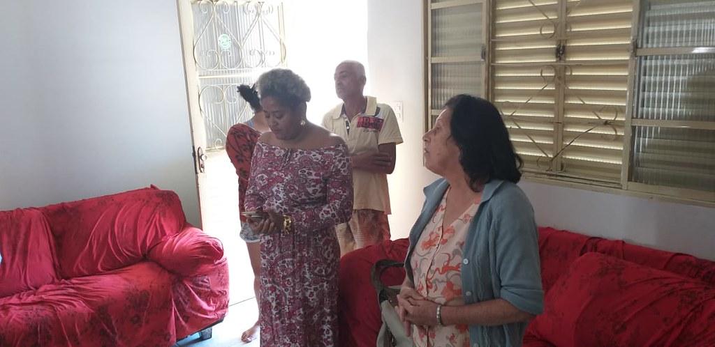 Visitas missionárias São Judas Tadeu