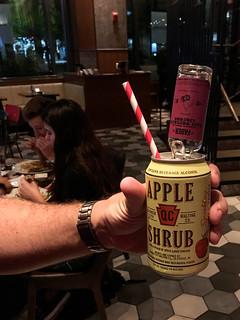 Latest drink concoction