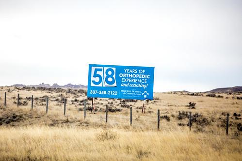 america douglas usa unitedstatesofamerica unitedstates wyoming billboard fav10