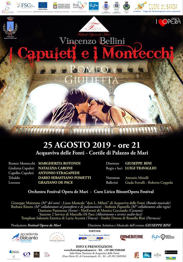 Manifesto I Capuleti e i Montecchi 2019 (piccolo)