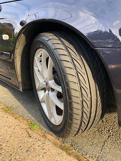 New Tires - Yokohama S-Drive 235/45/17