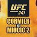 UFC 241: Cormier vs. Miocic 2 - Aug 17, 2019, on PPV