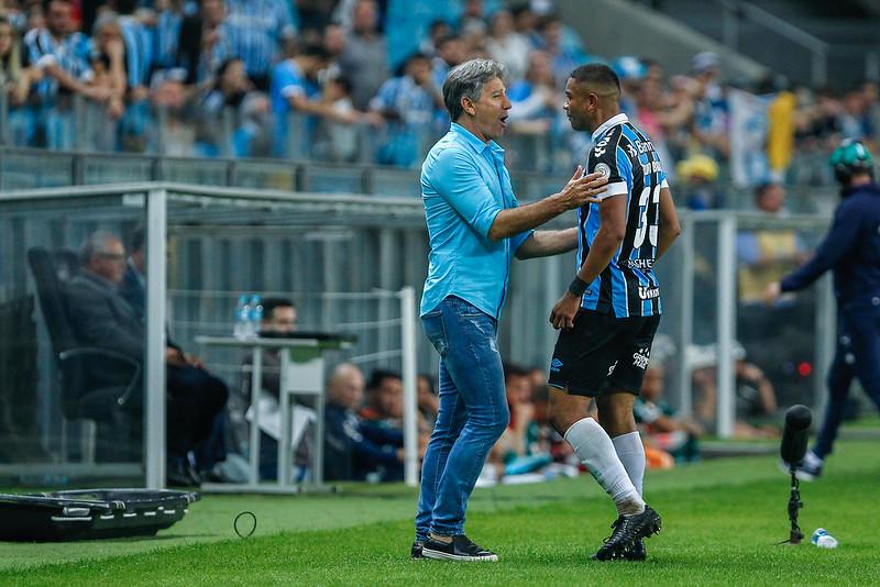 Grêmio X Palmeiras - Campeonato Brasileiro - 17/08/2019