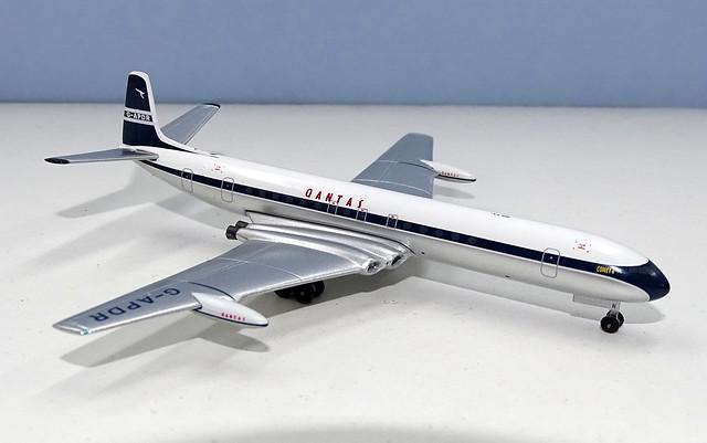 Qantas de Havilland Comet IV G-APDR