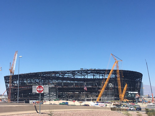 Las Vegas Raiders Stadium 08.2019 (Attribution-ShareAlike License)