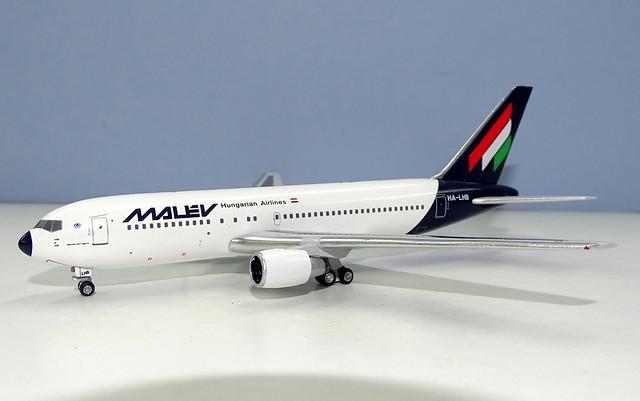 Malev Boeing 767-27GER HA-LHA