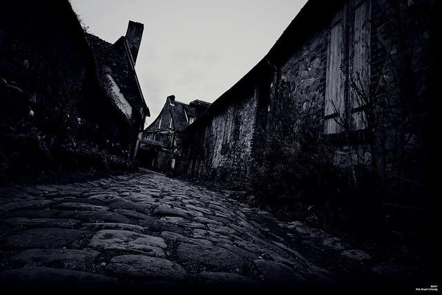 Balade nocturne, légendes et crimes.