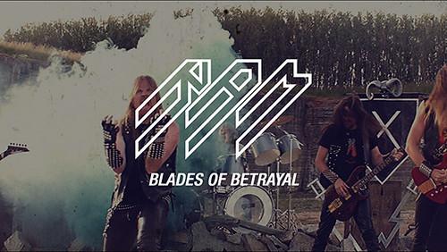瑞典重金屬樂團 RAM 釋出新曲影音 Blades of Betrayal 1