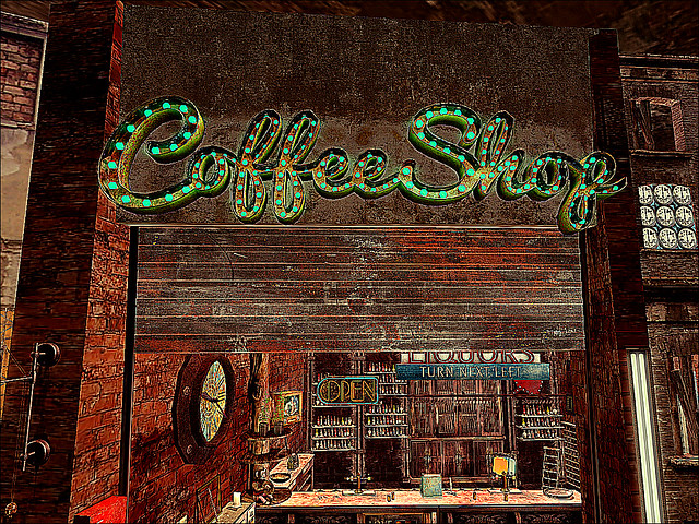 Vibes Gallery -Coffee Drop In