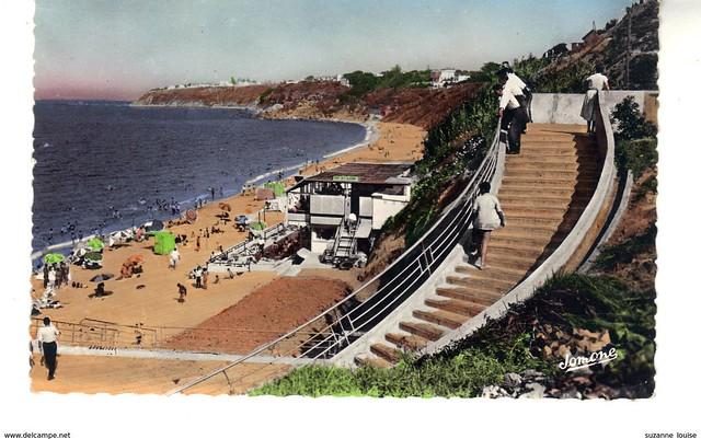 l'Algerie et AIN-TAYA @ DAR EL BEIDA  plage des TAMARIS