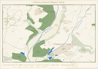 Hobury Camp / Oldaport Camp