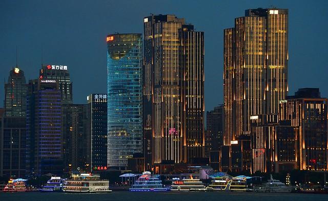 Shanghai - Shiliupu