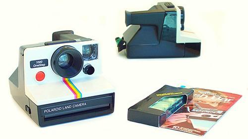 Polaroid 1000 One Step