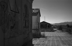 Estación de Hontanares de Eresma, Segovia.